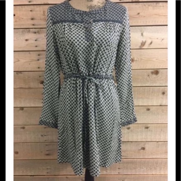 Skies Are Blue Dresses & Skirts - Stitch Fix Skies Are Blue Long Sleeve Top Dress S